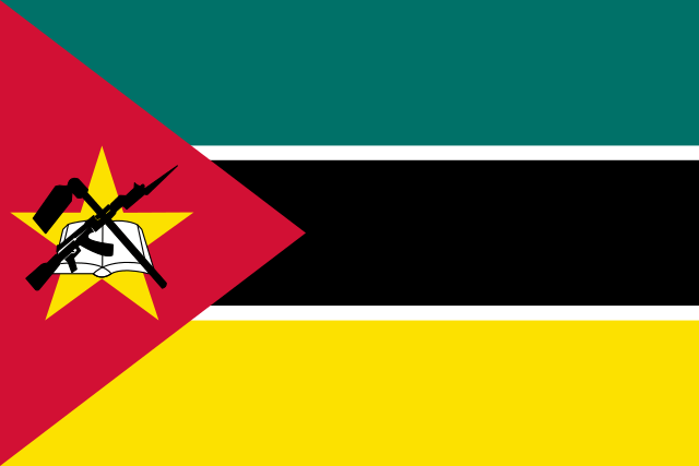 List all Internet Service Providers (ISP) in Mozambique (MZ)